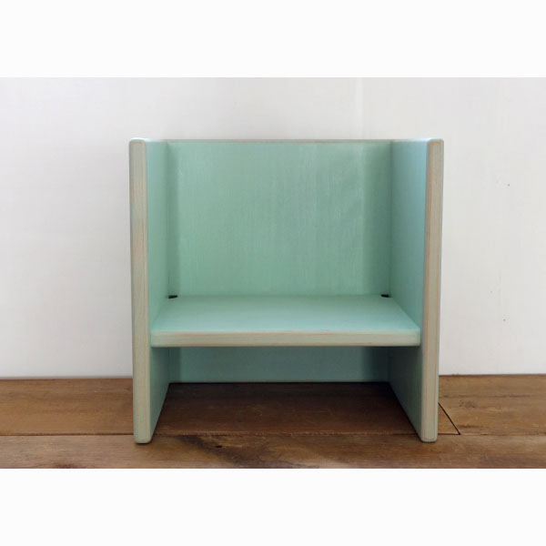 kinder chair [aqua]