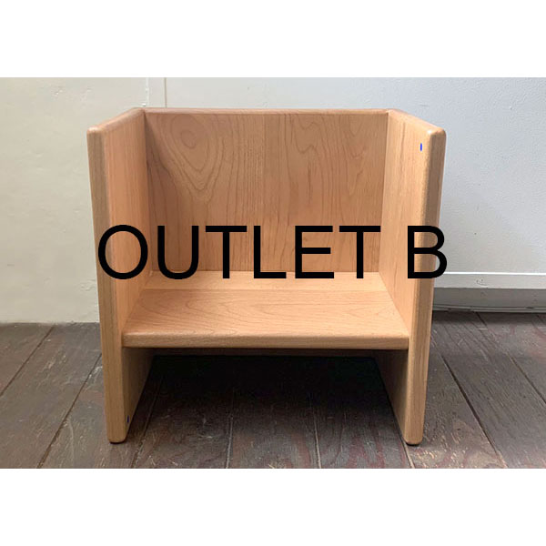 kinder chair _oil [OUTLET B]