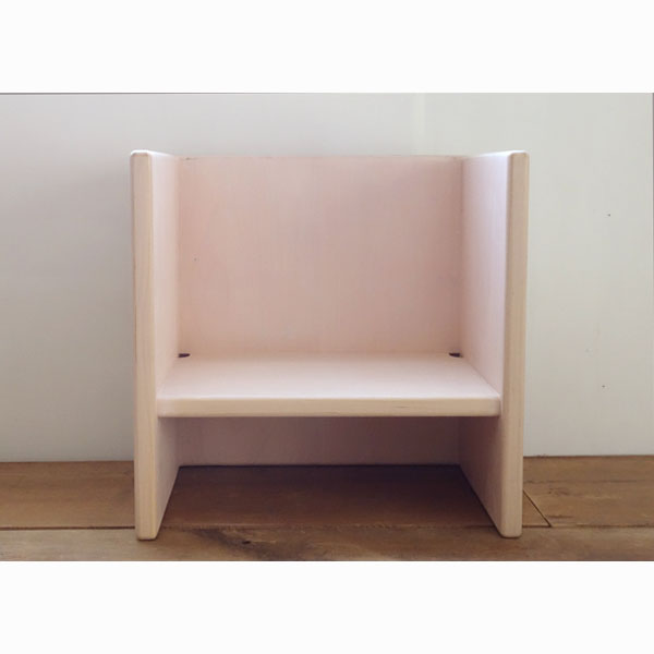 kinder chair [pink]