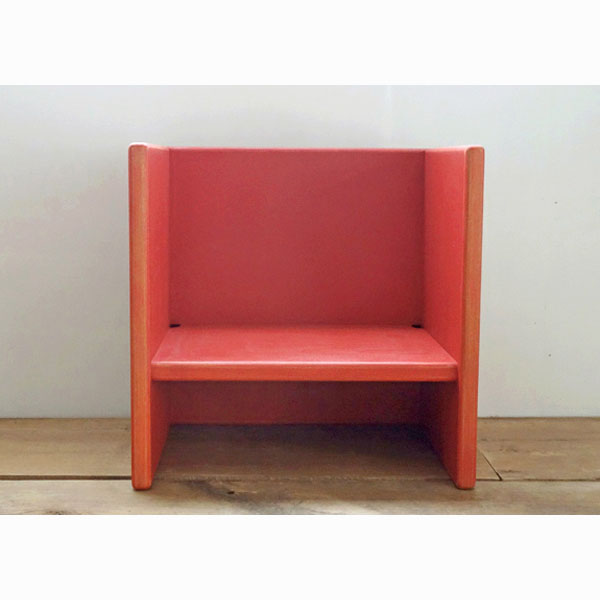 kinder chair [red]