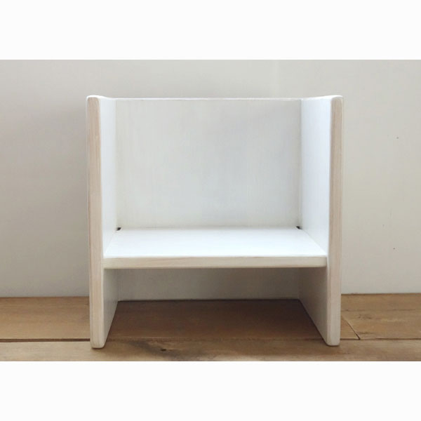 kinder chair [white]