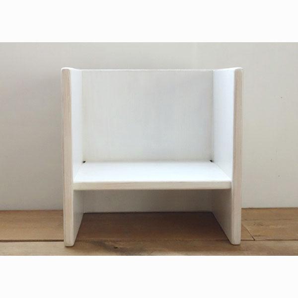 kinder chair [white]