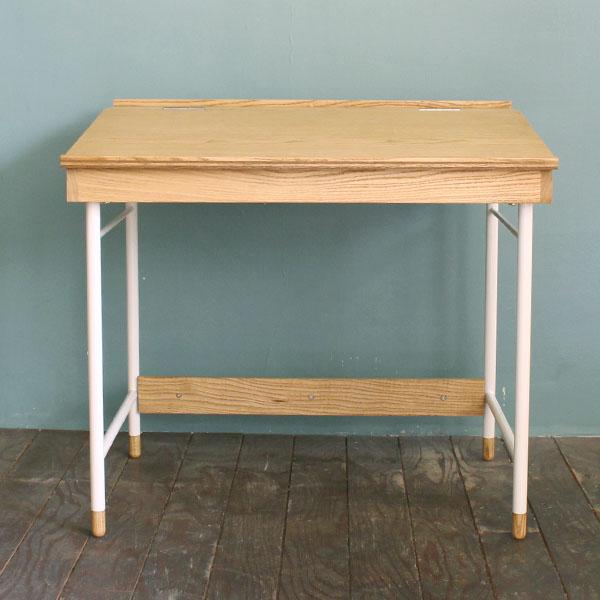 school desk [white]