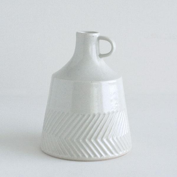 flower vase L [shino]