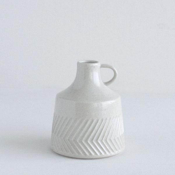 flower vase M [shino]
