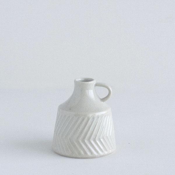 flower vase S [shino]