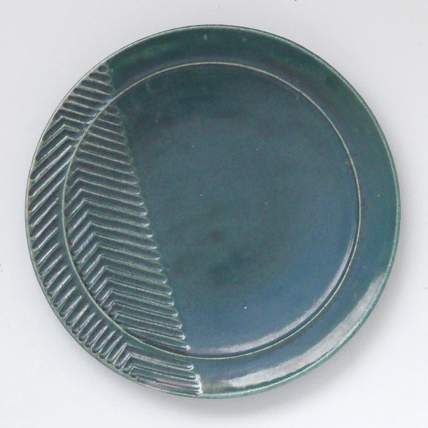 H plate M [oribe]
