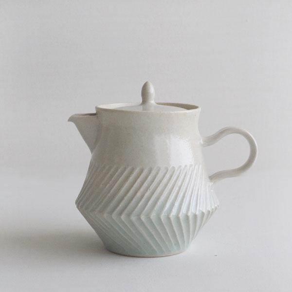 tea pot [sora+shino]